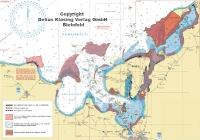 Seekarte Angelregeln Wismarbucht