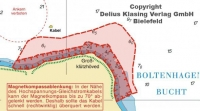 Seekarte Großklützhöved